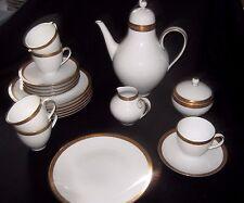 Kaffeeservice  Porzellan   6 Pers.  -   Hutschenreuther