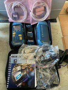 Wavetek Ideal LT8155T 155 Mhz Cable Tester