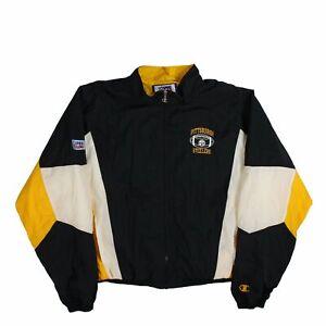 Vintage Pittsburgh Steelers Champion Pro Line Windbreaker Size 2XL