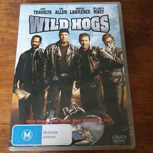 Wild Hogs DVD R4 VERY GOOD - FREE POST