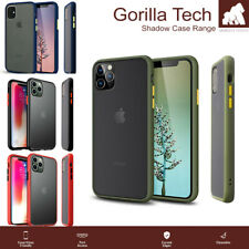 Funda Para IPHONE 8 7 6 6s Plus XR XS Max Antichoque Duro Teléfono TPU Silicona