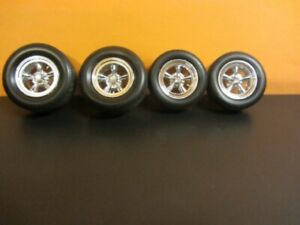 Revell 1/25 Scale Street Rod Wheels and Tires