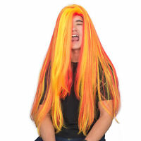 Adult Halloween Rapper tekashi69 Deluxe Costume Accessory Wig