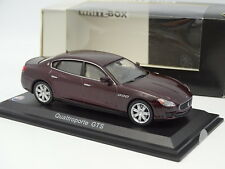 White Box 1/43 - Maserati Quattroporte GTS