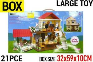 Large Play House Age 3+ Boy Girl Kids Toy New Year Gift House Only AU Post