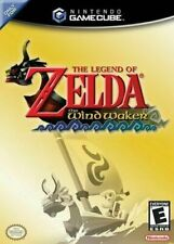 La Leyenda de Zelda: The Wind Waker Nintendo Gamecube GBC Video Juego UK release