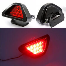New Universal 12 LED Red Car Third Rear Tail Brake Stop Safety Light Lamp