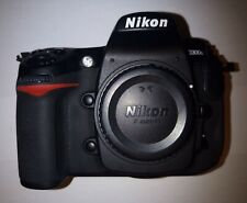 Nikon D300S 12.3MP Digital SLR Camera - Black (Body Only). 4969 shots MINT