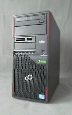 PC System FUJITSU Celsius W410 i7 3,4GHz 8GB RAM 480GB SSD WINDOWS 10