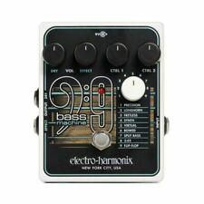 Electro Harmonix BASS9 Bass Machine Pedal