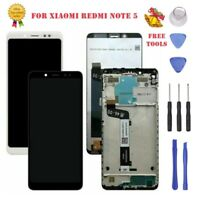 For Xiaomi Redmi Note 5 LCD Display Touch Screen Assembly Replacement + Frame DL