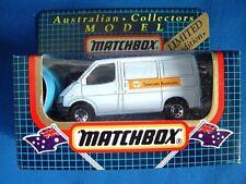 MATCHBOX MB60 - FORD TRANSIT VAN - TELECOM AUSTRALIA - LIMITED EDITION