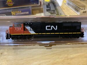 Athearn N Scale SD75i CN New
