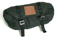 New Horse riding trail saddle pack Coat Bag - Oilskin waterproof FREE POSTAGE