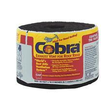 Cobra Hand-Nail Ridge Vent