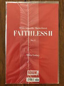 Faithless II #4 (September 2020, BOOM!) Tula Lotay erotica cover; still sealed