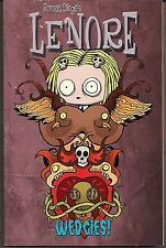 LENORE: WEDGIES SLG 2000 SC GN TPB 1ST EDITION COLLECTS #5-8 ROMAN DIRGE OOP NEW