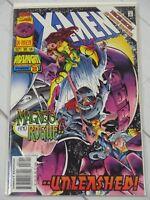 X-Men #56 Sept. 1996 Marvel Comics