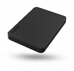 "Disco Duro Externo HD 2,5"" Toshiba Canvio Basic USB 3.0 1 TB"