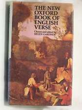 The New Oxford Book of English Verse 1250 - 1950, Gardner, Helen (ED), Very Good