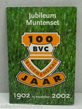 Euro Coinset / Euro Muntset Netherlands 2002 Fdc 100 Jaar BVC Bloemendaal