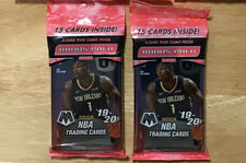 Panini Mosaic 2019-20 Pink Cello Packs - Lot Of 2