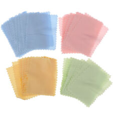 10pcs multi glass cleaning cloth lens glasses lens cloth wipes for camera sc NT
