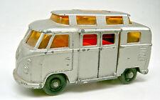 Matchbox RW 34C VW Camper silber 1. Version mit Hochdach