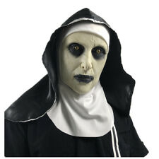 For Roolina The Nun Valak Full Mask Latex Scary Halloween Conjuring 2 Cosplay US