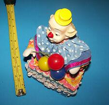 Clown Music Box  (Plays Song Memories & Clown Moves)
