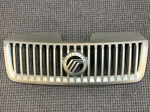 OEM 2006 - 2009 Mercury Milan Upper Grille Grill With Emblem