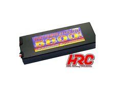 HRC Lipo 2s - 7.4v 5800mah 50c ultra t (Dean 's) connecteurs-hrc02258d