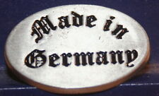 Pin MADE in GERMANY  Metall  NEU   24