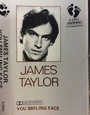 You Smiling Face (Undated, Tape) James Taylor UsedCassetteTapes.com