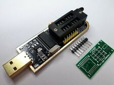 CH341A CH341 24 25 Series EEPROM Flash BIOS USB Programmer - UK Seller