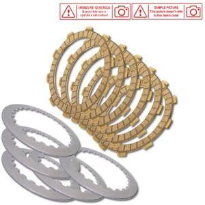 Set Clutch Discs Full Bimota 1099 DB7 Alex White 2009-2012