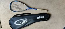 Prince Force 3 Squash Racket with full body cover