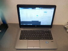 HP ProBook 645 G1 AMD A8 Quad Core 2,5Ghz -8Go, 128Go SSD, DVDRW,  gaming, USB 3