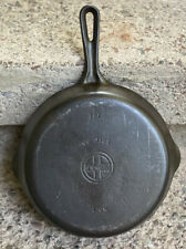Griswold #6 Cast Iron 9