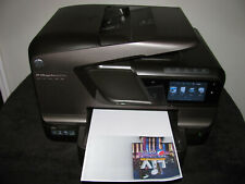 HP Officejet Pro 8600 Plus Inkjet All-in-One Printer - PRINT COUNT (4472) PAGES