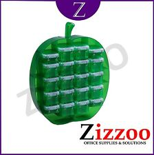 LARGE APPLE ORGANISER WITH 16 X 0.14L REALLY USEFUL BOXES