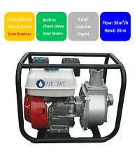 "2"" Water Transfer Pump 4 Stroke Petrol HIGH FLOW Irrigation Fire Fighting"