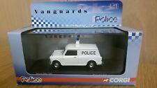 Corgi Vanguards Morris Mini Police Van Ayrshire Constabulary VA01419