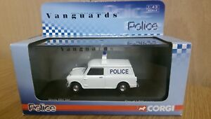 Corgi VA01419 Morris Mini Van Ayreshire Constabulary Ltd Edition of only 3500