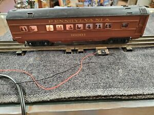 Lionel 16001 Pennsylvania Passenger Car In Very Good Condition Vintage Train