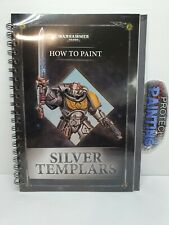Warhammer 40k - Space Marines -  How to Paint Silver Templars (Painting Guide)