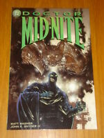 DOCTOR MID-NITE BOOK 2 DC COMICS MATT WAGNER GRAPHIC NOVEL