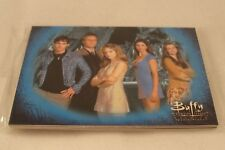 BUFFY THE VAMPIRE SLAYER   Promo Card Set  2004 Inkworks