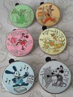 Magical Mystery Series 11 Classic Characters Set Choose a Disney Trading Pin