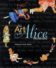 The Art of Alice in Wonderland by Stephanie L. Stoffel (1998, Hardcover)